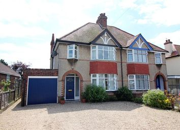 Thumbnail 3 bed semi-detached house for sale in North Road, Great Clacton, Clacton On Sea