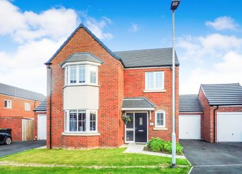Thumbnail 4 bedroom detached house for sale in Rainsford Crescent, Kidderminster