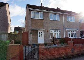 Thumbnail 3 bed semi-detached house for sale in Chaucer Road, Stafford