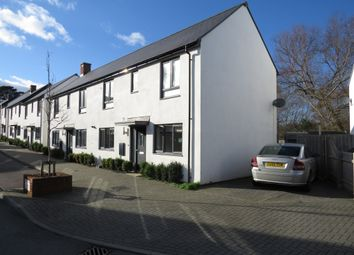 Thumbnail 3 bedroom semi-detached house for sale in Milbury Farm Meadow, Exminster, Exeter
