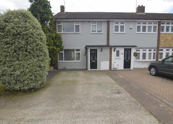 Thumbnail 3 bed end terrace house for sale in Third Avenue, Stanford-Le-Hope, Essex