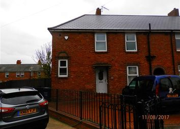 Thumbnail 2 bed end terrace house for sale in Monkchester Road, Walker, Newcastle Upon Tyne
