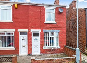 Thumbnail 2 bed terraced house for sale in Meadow Street, Dinnington, Sheffield