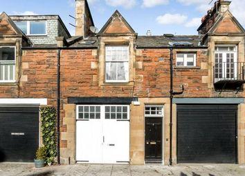 Thumbnail 3 bed mews house to rent in Douglas Gardens Mews, Edinburgh