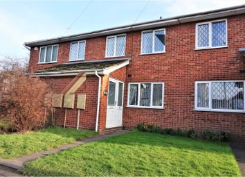Thumbnail 2 bed terraced house for sale in Aldermans Green Road, Coventry