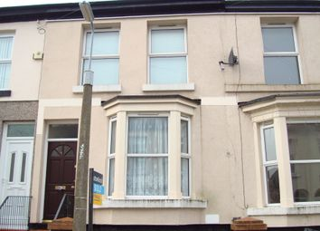 Thumbnail 2 bedroom terraced house to rent in Ullswater Street, Liverpool