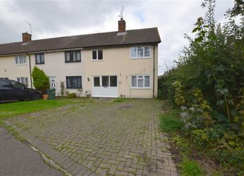 Thumbnail 3 bed end terrace house for sale in Beeleigh West, Basildon, Essex