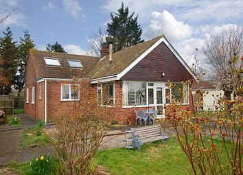 Thumbnail 3 bed bungalow for sale in Crooked Bank, South Brink, Wisbech