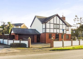 Thumbnail 4 bed detached house for sale in Lavernock Road, Penarth