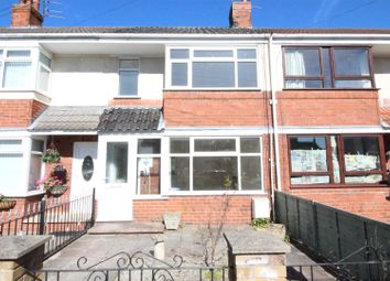 Thumbnail 3 bed terraced house for sale in Lomond Road, Hull
