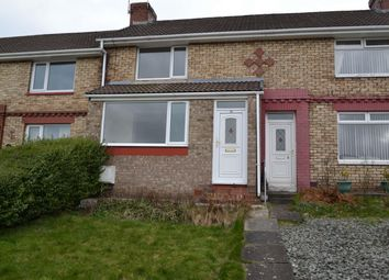 Thumbnail 2 bed terraced house to rent in Moorlands, Blackhill, Consett