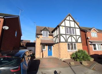 Thumbnail 4 bed detached house for sale in Bryony, Branston, Burton-On-Trent