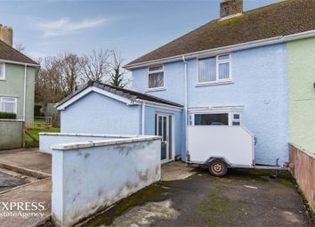 Thumbnail 3 bed semi-detached house for sale in St Peters Road, Pembroke Dock, Pembrokeshire