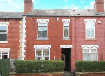 Thumbnail 3 bed terraced house for sale in Linburn Road, Sheffield, South Yorkshire