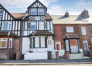 Thumbnail 4 bedroom terraced house for sale in Bernard Road, Cromer