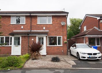 Thumbnail 2 bed semi-detached house for sale in Brambling Close, Audenshaw, Manchester