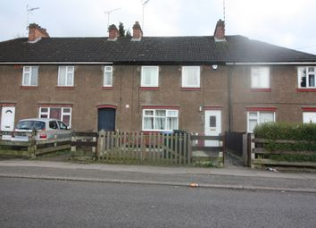 Thumbnail 4 bed terraced house to rent in Gerard Avenue, Canley, Coventry