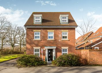 Thumbnail 4 bedroom detached house for sale in Hansen Gardens, Hedge End, Southampton