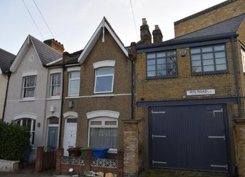 Thumbnail 4 bed terraced house to rent in Rye Road, London