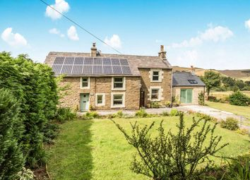 Thumbnail 4 bed cottage for sale in Hollinsclough, Buxton