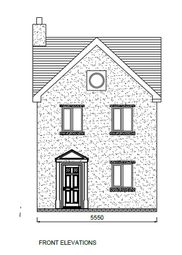 Thumbnail 3 bedroom terraced house for sale in Plot 2 The Ridings, Woodside Avenue, Telford