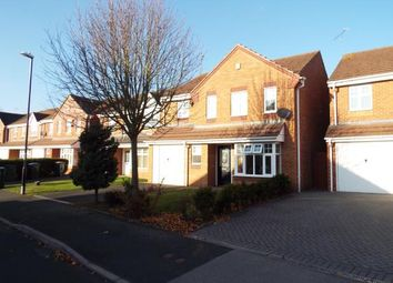 Thumbnail 4 bed detached house for sale in Kingsford Road, Radford, Coventry, West Midlands