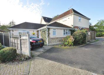 Thumbnail 2 bed semi-detached bungalow for sale in Scrub Lane, Hadleigh, Benfleet