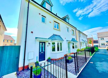 Thumbnail 4 bed town house for sale in Brinell Square, Newport