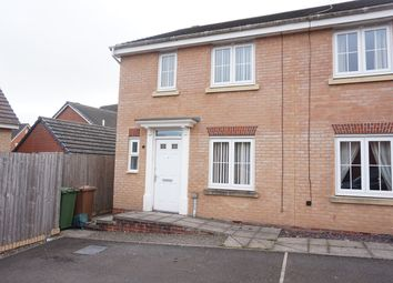 Thumbnail 3 bed end terrace house for sale in Woodside Drive, Newbridge, Newport
