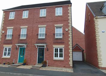 Thumbnail 4 bedroom town house for sale in Porth Y Gar, Bynea, Llanelli