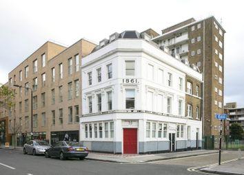 Thumbnail 1 bedroom flat for sale in Plender Street, London