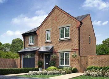 """Thumbnail 4 bedroom detached house for sale in """"Plot 19 - The Bradenham"""" at Whittingham Hospital Grounds, Whittingham, Preston"""