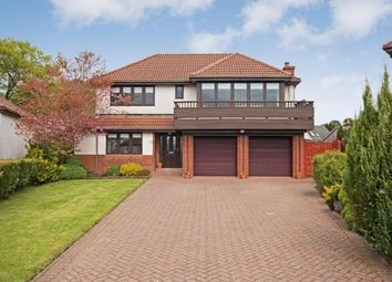 Thumbnail 4 bedroom detached house for sale in Paddockdyke, Skelmorlie, North Ayrshire, Scotland