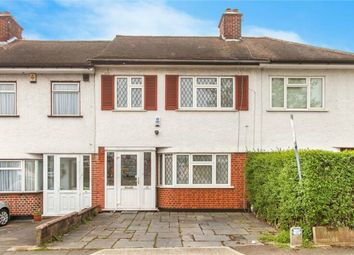 Thumbnail 3 bed terraced house to rent in West Mead, Ruislip, Greater London