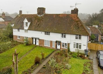 Thumbnail 1 bed terraced house for sale in 4 Prospect Cottages, The Street, Bethersden, Kent