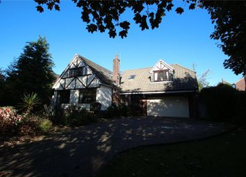 Thumbnail 4 bed detached house for sale in Clay Lane, Bamford, Rochdale, Greater Manchester