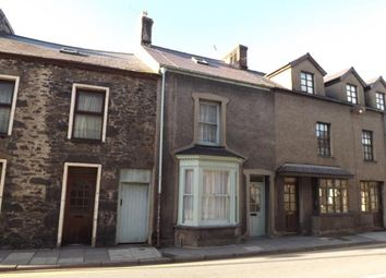 Thumbnail Terraced house for sale in New Street, Pwllheli, Gwynedd