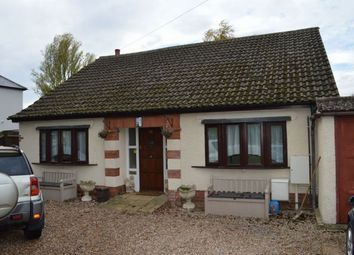 Thumbnail 4 bedroom detached bungalow for sale in Station Road, Great Billing, Northampton