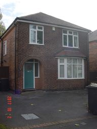 Thumbnail 4 bedroom detached house to rent in Central Avenue, Beeston, Nottingham