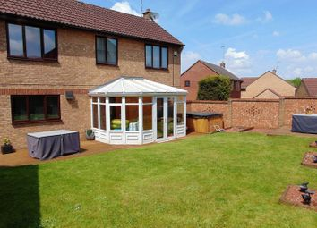 Thumbnail 4 bedroom detached house for sale in Livingstone Road, Daventry