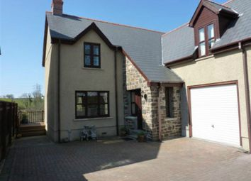 Thumbnail 4 bed detached house to rent in West Street, Rosemarket, Milford Haven
