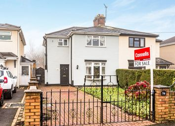 3 bed semi-detached house for sale in Springhill Road, Burntwood WS7