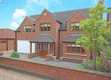 Thumbnail 4 bedroom detached house to rent in James House, Paddock Close, Loughborough