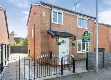 Thumbnail 3 bed detached house to rent in Brackley Street, Worsley, Manchester