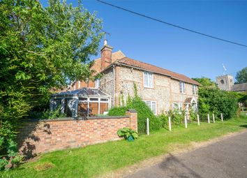 Thumbnail 4 bed semi-detached house for sale in The Square, East Rudham, King's Lynn