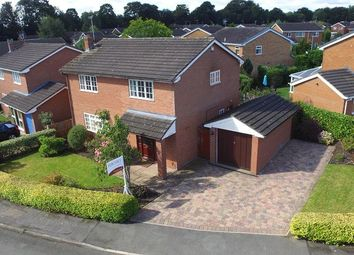 Thumbnail 4 bed detached house for sale in Ithens Way, Wrexham