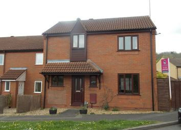Thumbnail 3 bed link-detached house to rent in Hunsbury Green, West Hunsbury, Northampton
