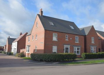 Thumbnail 6 bed detached house for sale in Dunbar Way, Ashby De La Zouch