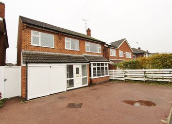 Thumbnail 5 bedroom detached house for sale in Rivergreen Crescent, Bramcote, Nottingham