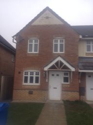 Thumbnail 3 bed semi-detached house to rent in Wyresdale Close, Wigan